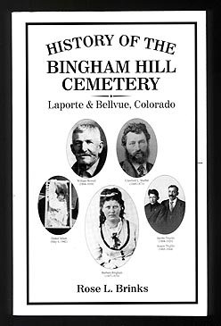 9780966393200: History of the Bingham Hill Cemetery