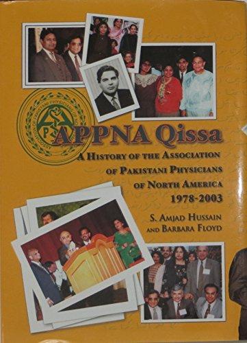 Appna Qissa: a History of the Association