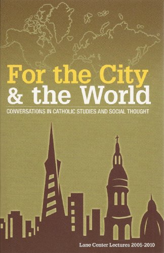 For the City & the World: Conversations: Stephen Schloesser, S.J,