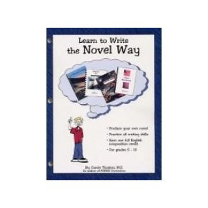 Learn to Write the Novel Way: Carole Thaxton M.S.