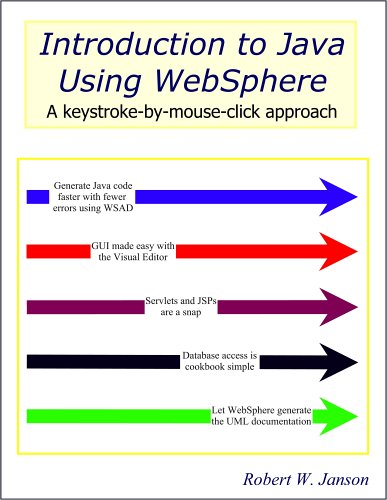 9780966422177: Introduction to Java Using WebSphere