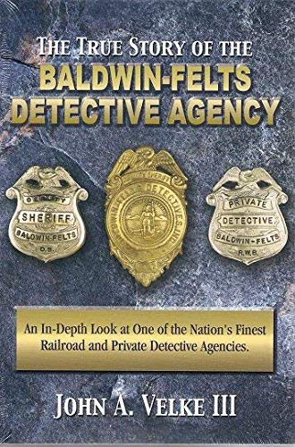 The True Story of the Baldwin-Felts Detective: III, John Velke