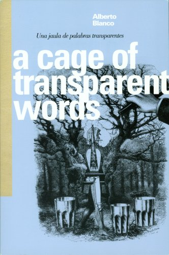 9780966435894: A Cage of Transparent Words (English and Spanish Edition)