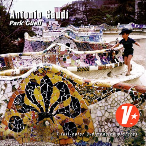 9780966441680: Antonio Gaudi: Park Guell