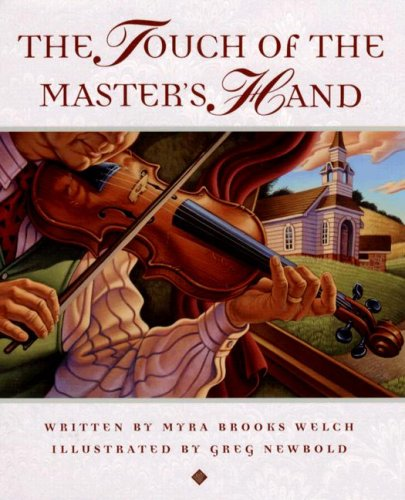 9780966444773: The Touch of the Master's Hand