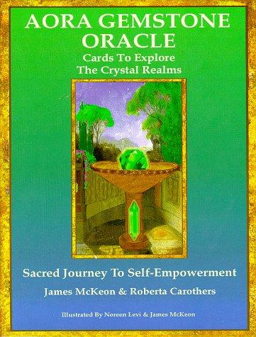 9780966449204: AORA Gemstone Oracle Cards