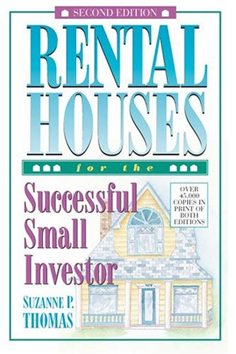 9780966469141: Rental Houses for the Successful Small Investor