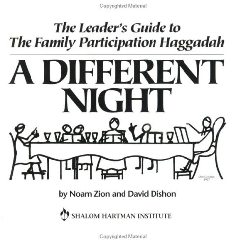9780966474015: The Leader's Guide to The Family Participation Haggadah