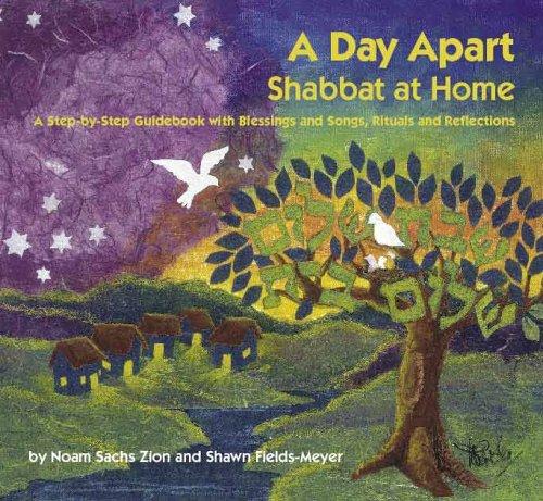 9780966474053: A Day Apart: Shabbat at Home
