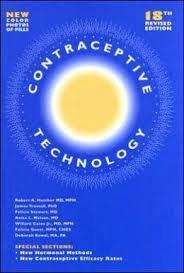 9780966490220: Contraceptive Technology PB & CD PK. 18th Ed.