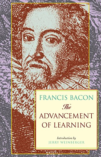 9780966491364: The Advancement of Learning