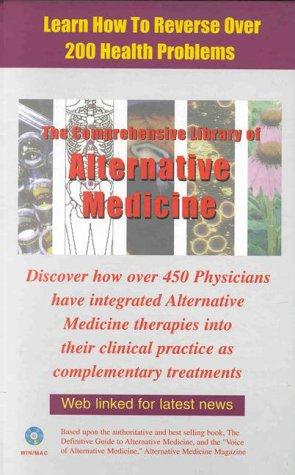 9780966491562: The Comprehensive Library of Alternative Medicine (CD-ROM for Windows & Macintosh)