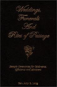 9780966499223: Weddings, Funerals and Rites of Passage