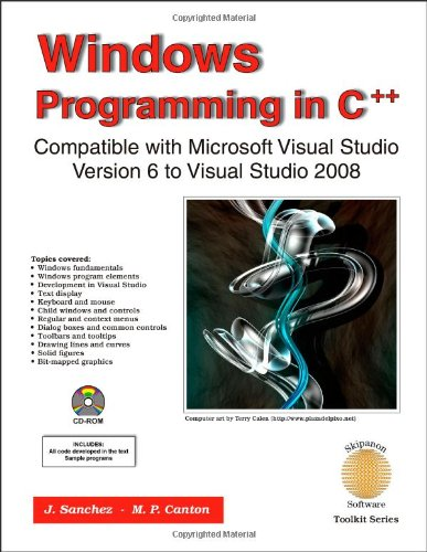 Windows Programming in C++ (9780966508840) by Julio Sanchez; Maria P. Canton
