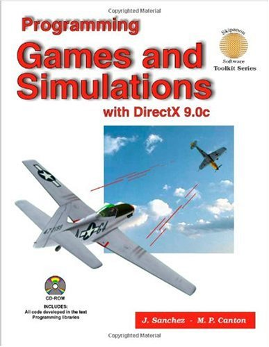 Programming Games and Simulations (9780966508857) by Julio Sanchez; Maria P. Canton