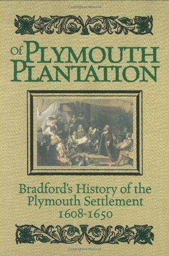 9780966523331: Of Plymouth Plantation