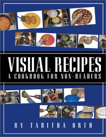 9780966526622: Visual Recipes: A Cookbook for Non-Readers
