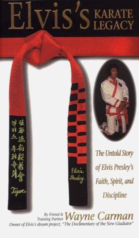 9780966553703: Elvis's Karate Legacy
