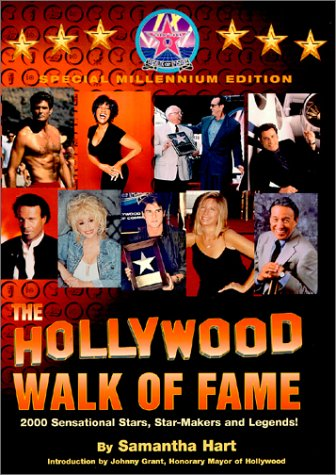 9780966578713: Hollywood Walk of Fame : 2000 Sensational Stars, Star Makers and Legends
