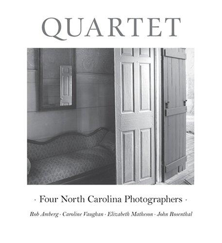 9780966579871: Quartet: Four North Carolina Photographers