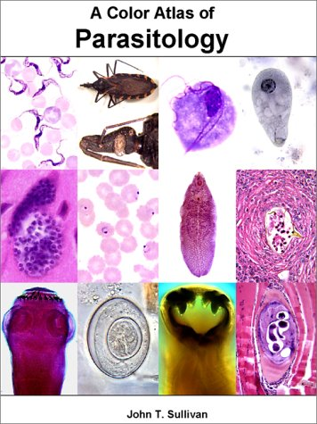 9780966580723: A color atlas of parasitology