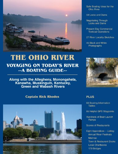 9780966586657: The Ohio River, Voyaging On Today's River -A Boating Guide