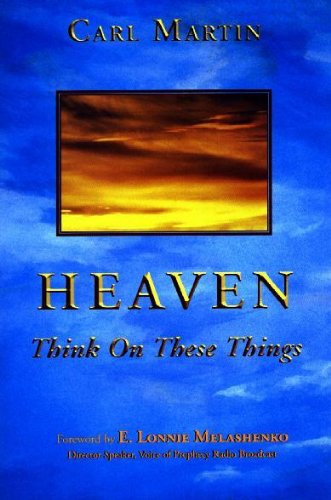 9780966593501: Heaven Think on These Things