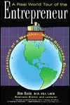 9780966599701: A Real World Tour of the Entrepreneur: Confessions of a Weather-Worn Business Broker