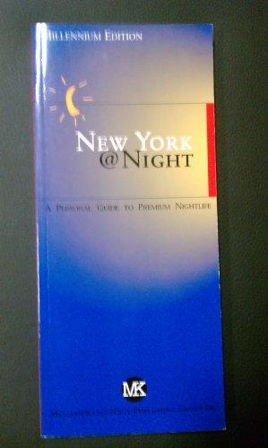 New York at Night: McCann; Kaali-Nagy Publishing Group Inc.