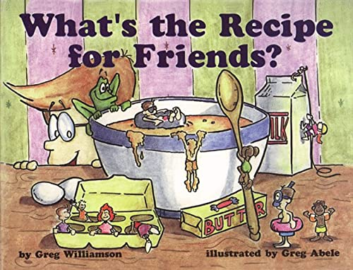 What's the Recipe for Friends?