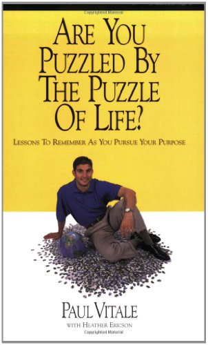 Are You Puzzled by the Puzzle of Life?: Paul Vitale