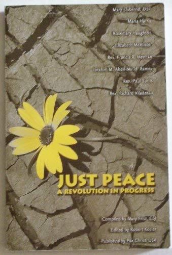 9780966628524: Just Peace: A Revolution in Progress