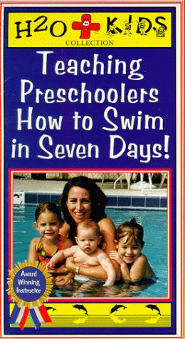 9780966637403: Teaching Preschoolers How to Swim in Seven Days! [VHS]