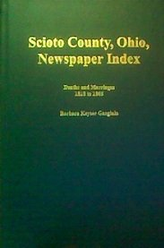 Scioto County, Ohio Newspaper Index: Deaths and Marriages, 1818 to 1865: Gargiulo, Barbara Keyser