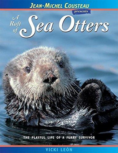 A Raft of Sea Otters: Vicki Leon