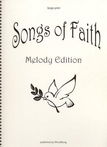 9780966657012: Songs of Faith Melody Edition