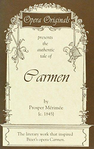9780966659115: Carmen