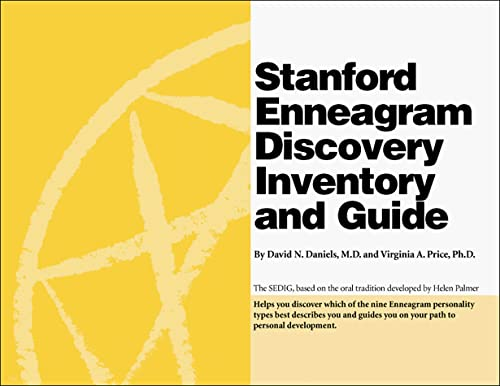 9780966660104: Stanford Enneagram Discovery Inventory and Guide