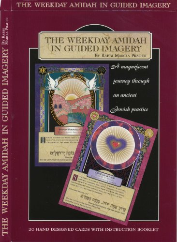 9780966664003: Amidah Mediation Cards: The Weekday Amdah in Guided Imagery