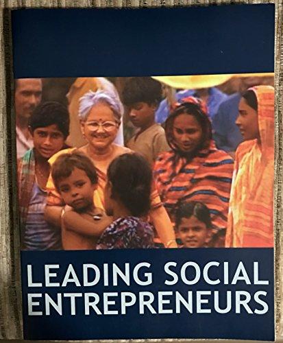 9780966675979: Leading Social Entrepreneurs