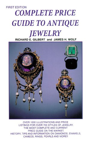 9780966686708: Complete Price Guide to Antique Jewelry