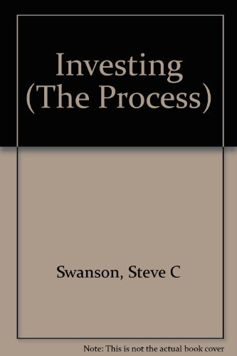 9780966689204: Investing (The Process)