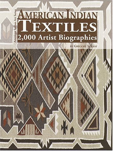 9780966694840: American Indian Textiles: 2,000 Artist Biographies : With Value/Price Guide (American Indian Art)