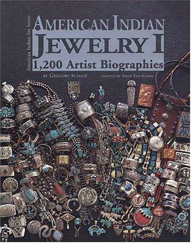 9780966694871: American Indian Jewelry I: 1200 Artist Biographies (American Indian Art Series)