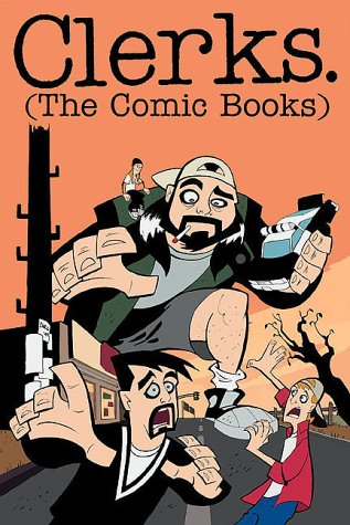 9780966712780: Clerks: The Comic Books