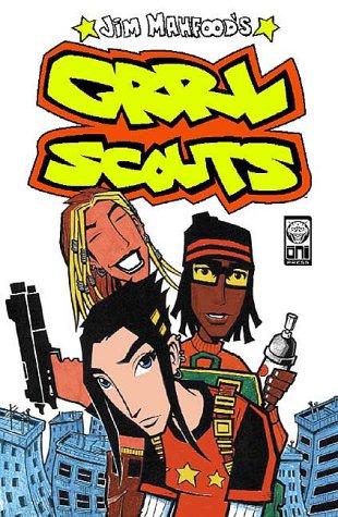 9780966712797: Grrl Scouts