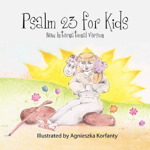 9780966714753: Psalm 23 for Kids New International Version