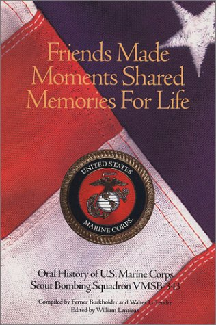FRIENDS MADE, MOMENTS SHARED, MEMORIES FOR LIFE: Burkholder, Ferner, Walter