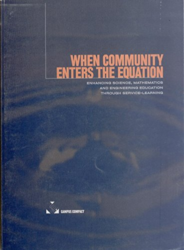 9780966737110: Title: WHEN COMMUNITY ENTERS THE EQUATION