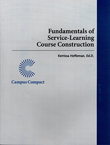 9780966737165: Fundamentals of Service-Learning Course Construction